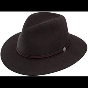 Stetson Cromwell Crushable Wool Hat